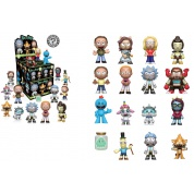 Funko Mystery Mini - Rick and Morty Mini Figure 5cm Assortment (12 random packaging)