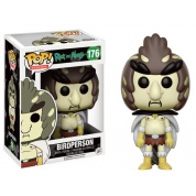 Funko POP! Animation - Rick and Morty Birdperson Vinyl Figure 10cm
