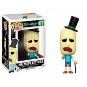 Funko POP! Animation - Rick and Morty Mr. Poopy Butthole Vinyl Figure 10cm