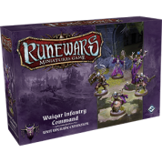 FFG - RuneWars: The Miniatures Game - Waiqar Command Expansion Pack - EN