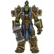 Blizzard's Heroes Of The Storm -Thrall 7inch Scale Action Figure 17cm