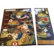 Scythe: Game Board Extension - EN