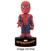 Marvel Spider-Man Homecoming The Movie - Spider-Man Body Knocker 15cm