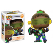 Funko POP! Games Overwatch - Lucio Vinyl Figure 10cm