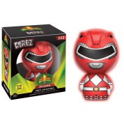 Funko Sugar Dorbz Power Rangers - Red Ranger Glow-In-The Dark Vinyl Figure 8cm limited