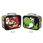 Super Mario - Mario & Yoshi Tin w/ Handle