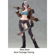 Bishoujo Collection Friday The 13th - Female Jason Voorhees Ani* Statue 22cm