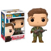 Funko POP! Movies Wonder Woman - Steve Trevor Vinyl Figure 10cm