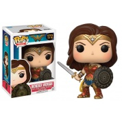 Funko POP! Movies Wonder Woman - Wonder Woman Vinyl Figure 10cm