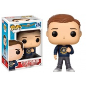 Funko POP! Movies Spider-Man Homecoming - Peter Parker Vinyl Figure 10cm