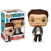 Funko POP! Movies Spider-Man Homecoming - Tony Stark Vinyl Figure 10cm