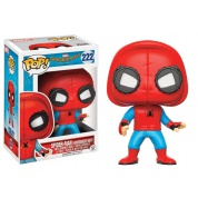 Funko POP! Movies Spider-Man Homecoming - Spider-Man (Homemade Suit) Vinyl Figure 10cm
