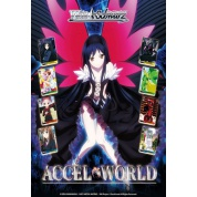 Weiß Schwarz - Booster Display: Accel World (20 Packs) - EN