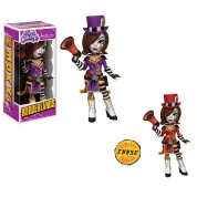 Funko Rock Candy Borderlands - Mad Moxxi Vinyl Figure 13cm Assortment (5+1 chase figure)