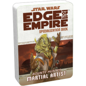 FFG - Star Wars RPG: Edge of the Empire - Martial Artist Specialization Deck - EN