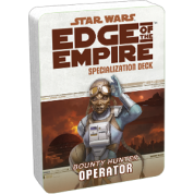 FFG - Star Wars RPG: Edge of the Empire - Operator Specialization Deck - EN