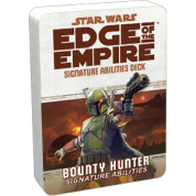 FFG - Star Wars RPG: Edge of the Empire - Bounty Hunter Signature Abilities Deck - EN