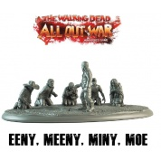 The Walking Dead: All Out War - Eeny, Meeny, Miny, Moe - EN