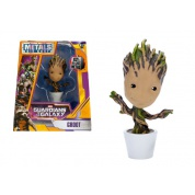 Metals Guardians Of The Galaxy - Potted Groot Metal Die Cast Action Figure 10cm