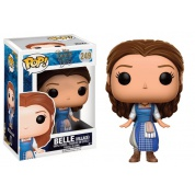 Funko! POP! Disney Beauty and The Beast Live Action - Belle Village Outfit Vinyl Figure 10cm limited