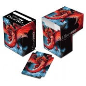 UP - Deck Box - Artist Gallery - Mauricio Herrera - Demon Dragon