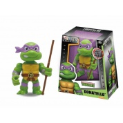Metals Teenage Mutant Ninja Turtles - Donatello Metal Die Cast Action Figure 10cm