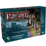 FFG - RuneWars: The Miniatures Game - Lord Hawthorne Hero Expansion Pack - EN