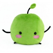 Stardew Valley - Plush Junimo Green