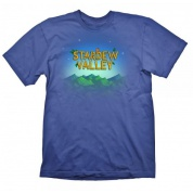 Stardew Valley T-Shirt - Logo - Size L