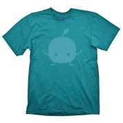 Stardew Valley T-Shirt - Junimo Blue - Size L