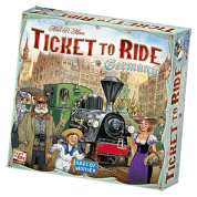 DoW - Ticket to Ride - Germany - EN