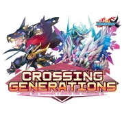Future Card Buddyfight - Crossing Generations - X Booster Display Alernative Vol. 1 (30 Packs) - EN