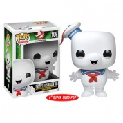 Funko POP! Movies: Ghostbusters Stay Puft Marshmallow Man - Oversized 5,5-inch Vinyl Figure