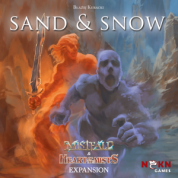 Mistfall: Sand & Snow - EN