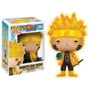 Funko POP! Games Naruto - Naruto (Six Path) Vinyl Figure 10cm Glow-In-The-Dark limited