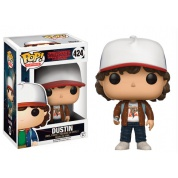 Funko POP! Television Stranger Things - Dustin Alternative Outfit Vinyl Figure 10cm limited