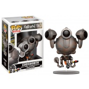 Funko POP! Games Fallout 4 - Cogsworth Battle Version Vinyl Figure 10cm limited