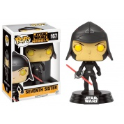 Funko POP! Star Wars Rebels - Seventh Sister Vinyl Figure 10cm limited