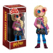 Funko Rock Candy Harry Potter - Luna Lovegood Vinyl Figure 13cm
