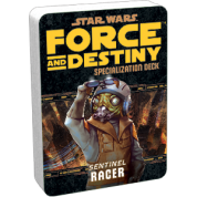 FFG - Star Wars RPG: Force and Destiny - Racer Specialization Deck - EN