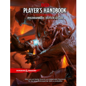 Dungeons & Dragons - Player's Handbook - Spielerhandbuch - DE