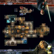FFG - Star Wars: Imperial Assault Skirmish Map - Jabba's Palace - EN