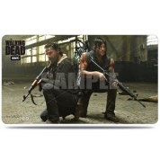 UP - Play Mat - The Walking Dead: Rick & Daryl
