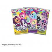 My Little Pony - Series 4 Trading Card Fun Packs in Hobby Display (24 Packs) - EN