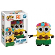 Funko POP! Despicable Me - Hula Minion Vinyl Figure 10cm