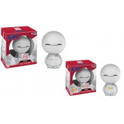 Funko Dorbz Big Hero 6 - Baymax Vinyl Figure 8cm Assortment (5 + 1 chase)