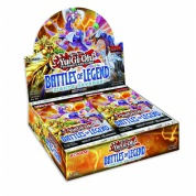 YGO - Battle of Legend: Light's Revenge - Booster Display (24 Packs) - EN