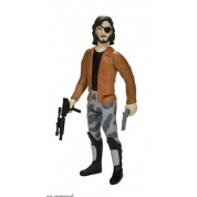 Funko - ReAction Series: Escape From NY - Snake Plisskin in Jacket 9cm - Kenner Retro