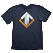 E-sports Special - Escape Gaming T-Shirt Logo Navy - Size XXL