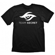 E-sports Special - Team Secret T-Shirt Logo Black - Size XXL
